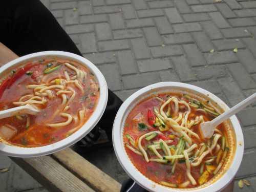 кухня и еда в тунисе